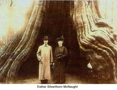 Esther Silverthorn McNaught