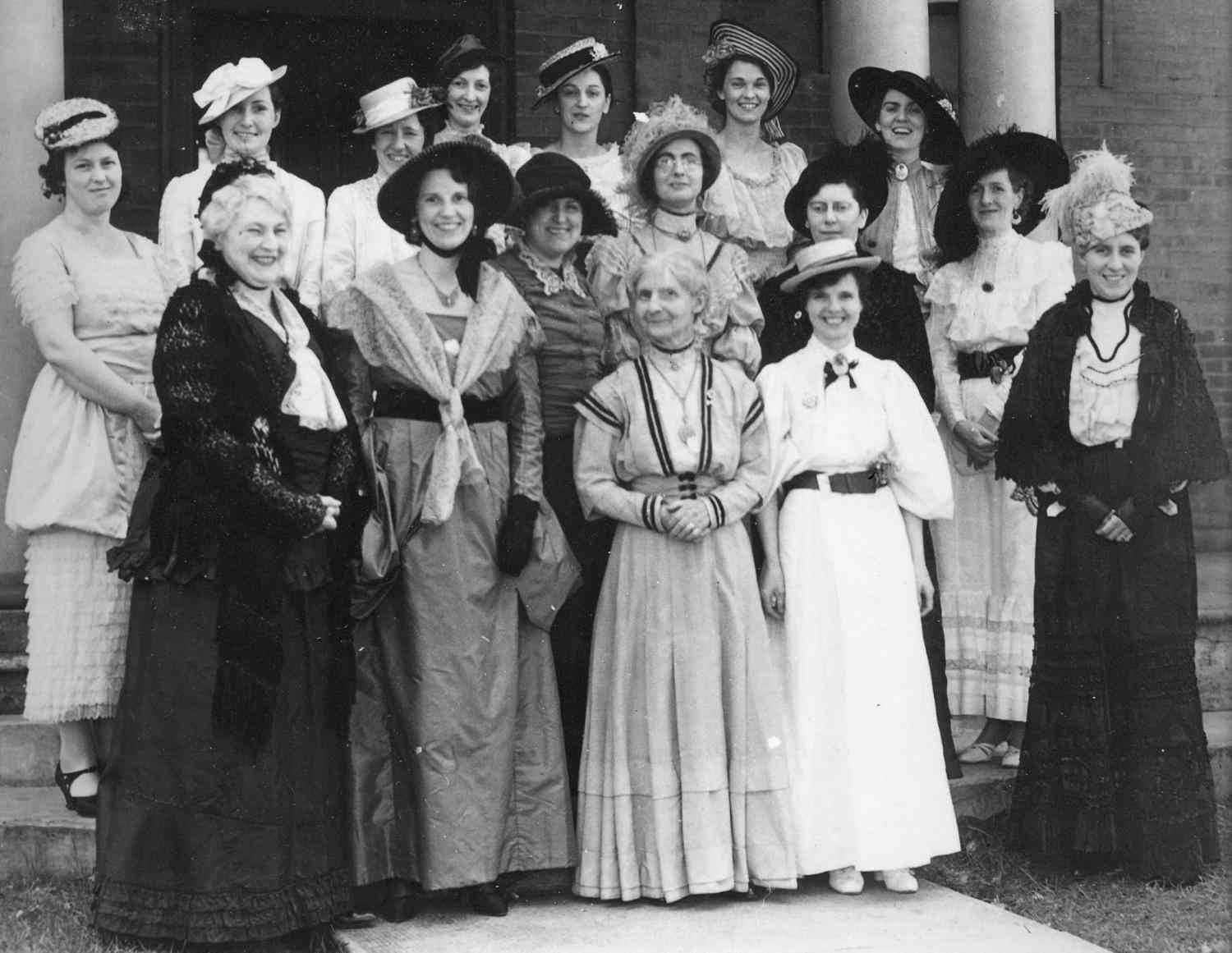 A Century of Service: Imperial Order Daughters of the Empire