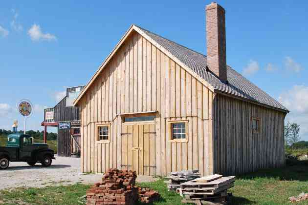 George Rice Blacksmith Shop