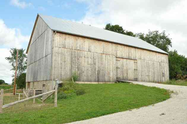 Timber Framed Barn