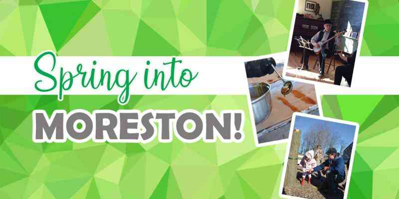 Spring into Moreston
