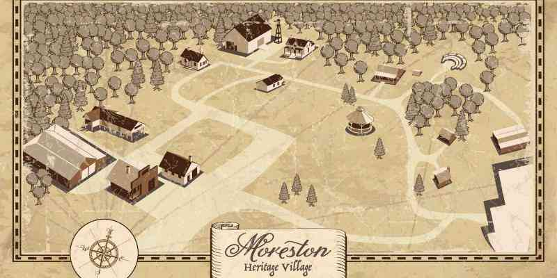 Moreston Village